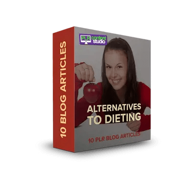 Alternatives To Dieting PLR Article Pack