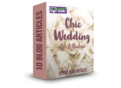 chic-wedding-plr-aritcles