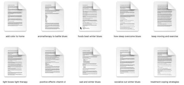 winter-depression-plr-articles