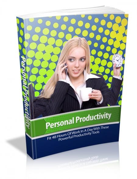 PersonalProductivity