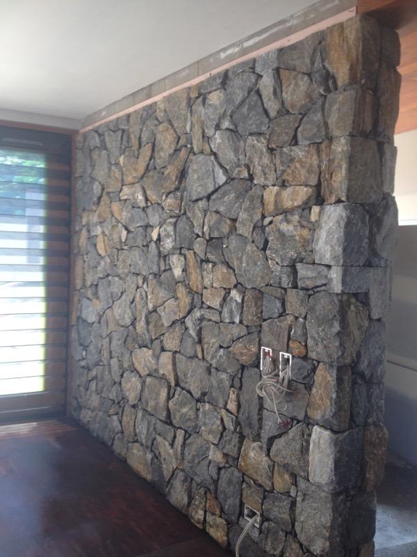 Feature Walls Pietra Lunga Stone Masonry