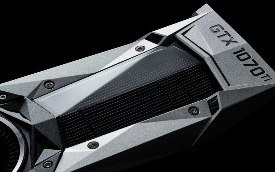 NVIDIA hace oficial el anuncio de la GeForce GTX 1070 Ti