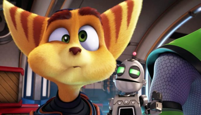 Ratchet and Clank promo shot