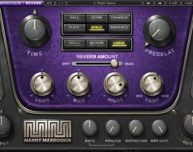 Waves Manny Marroquin Reverb - Reverb