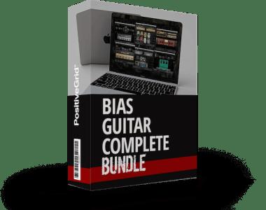 Positive Grid BIAS Guitar Complete - FX Bundle