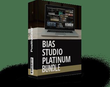 Positive Grid BIAS Studio Platinum - Complete Collection