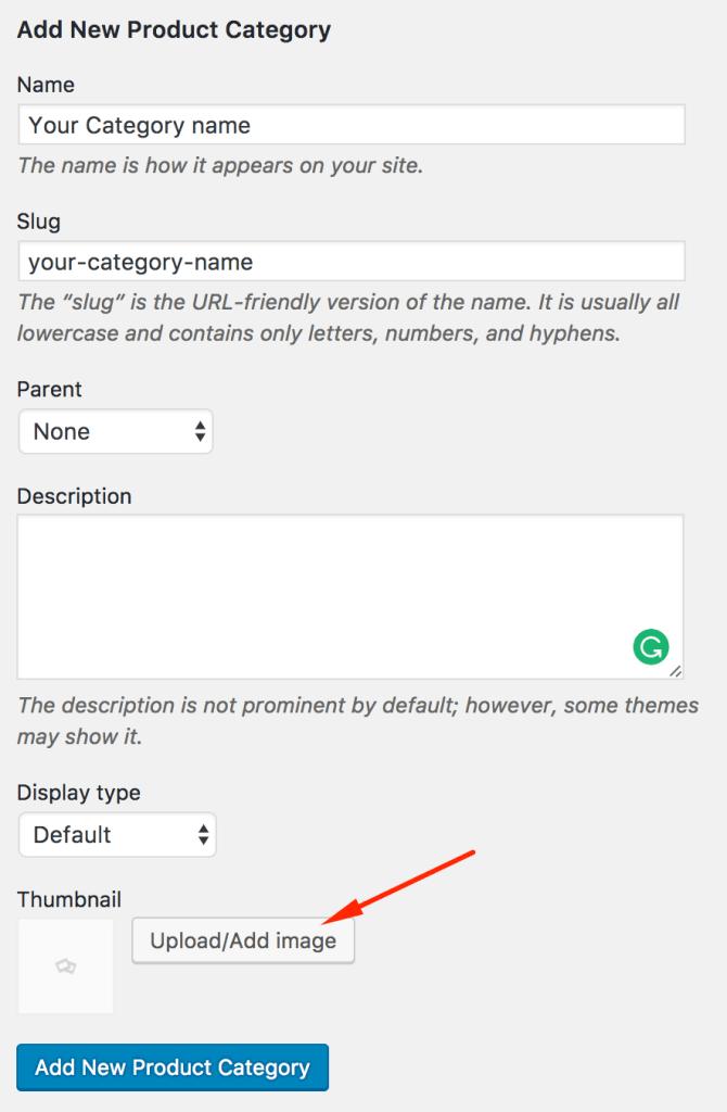Woo Category Slider documentation
