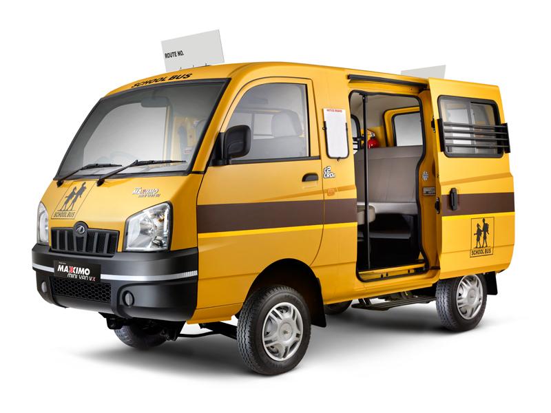 Maxximo Electric Van School Bus Truck Plugincaroo Karo