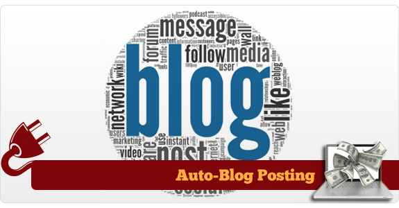 Auto-Blog Posting