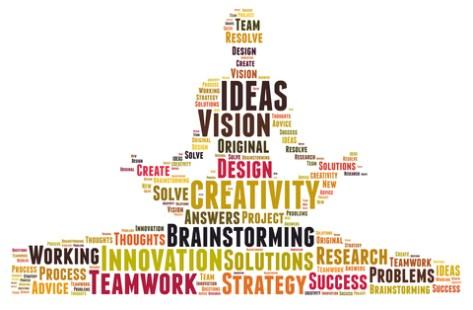 brain storm ideas!