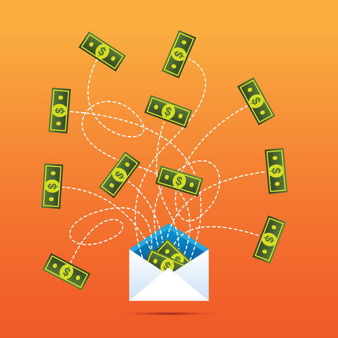 email money