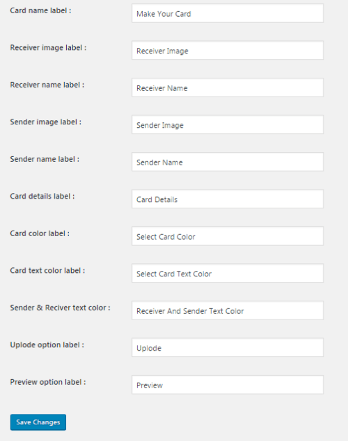 woocommerce-personalized-greeting-card-admin-settings