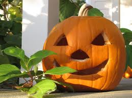 jack o lantern Pumpkins and Plumbing