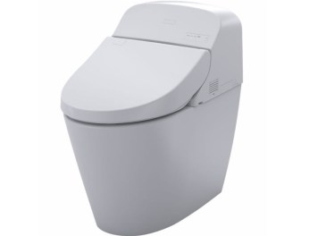 toto g400 washlets with toilet