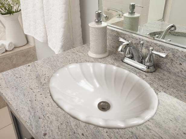 self-rimming (drop-in) bathroom sinksbarclay