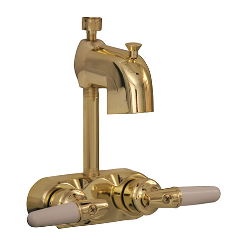 barclay vintage leg tub faucets and