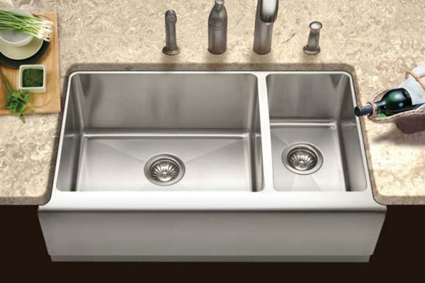 Houzer Stainless Steel Kitchen Sinks