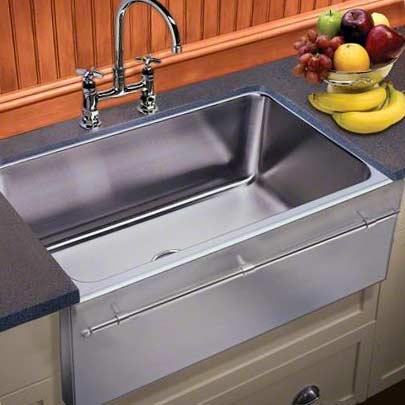 gourmet stainless steel kitchen sinks