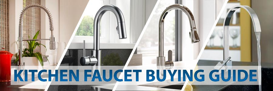kitchen faucet buying guide