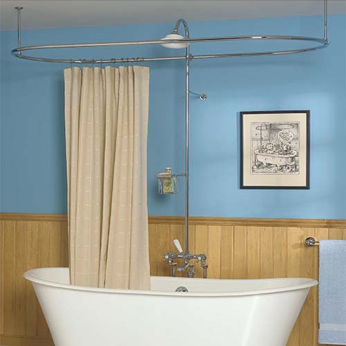 Victorian Style Showers Amp Shower Accessories