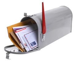 direct mail post cards