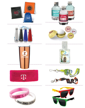 nonprofit promotional products