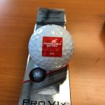 Customer branded golf balls