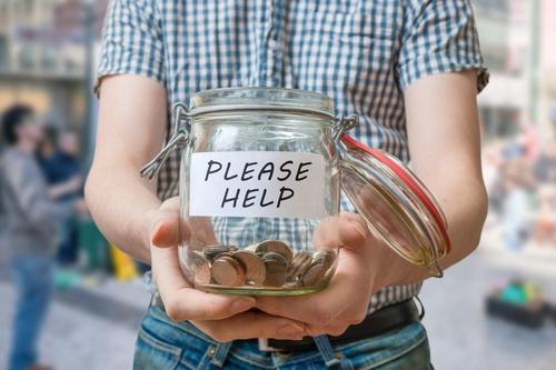 fundraising request