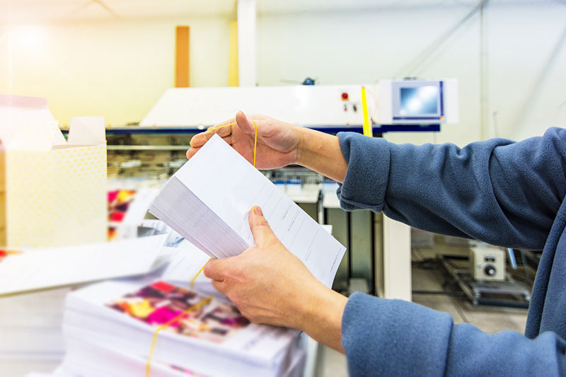 4 Reasons to Outsource Your Printing