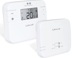 SALUS ELECTRONIC ROOM THERMOSTAT RT510RF