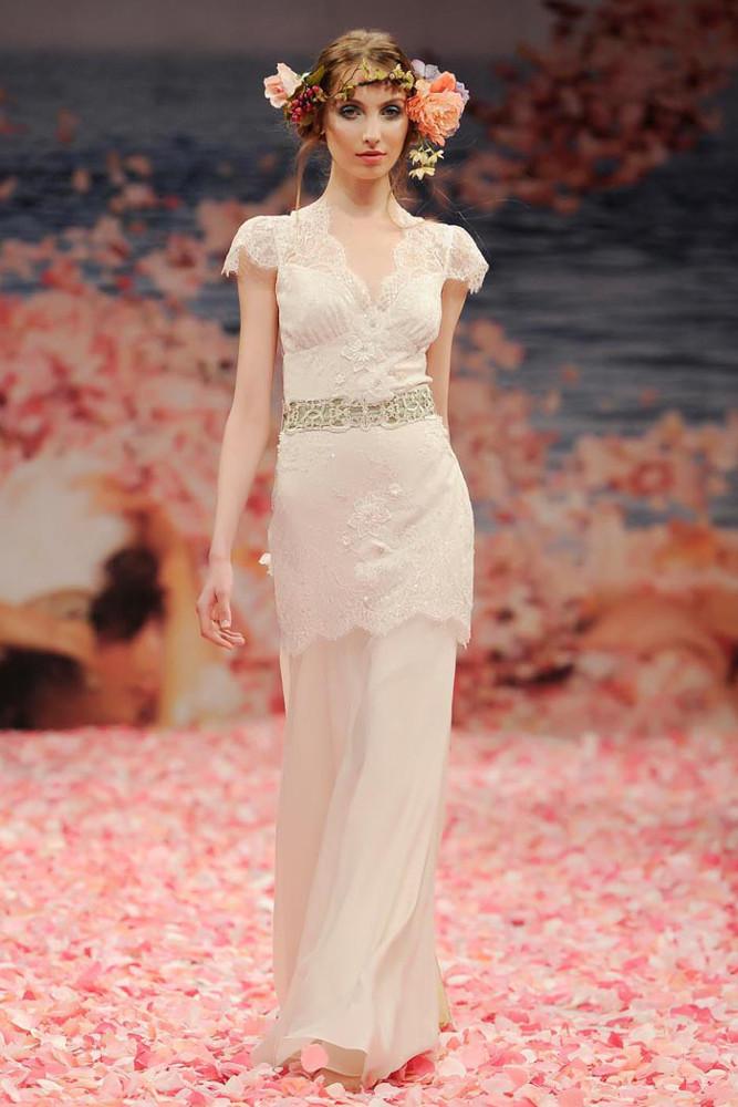 Robe de mariée Claire Pettibone Beauty