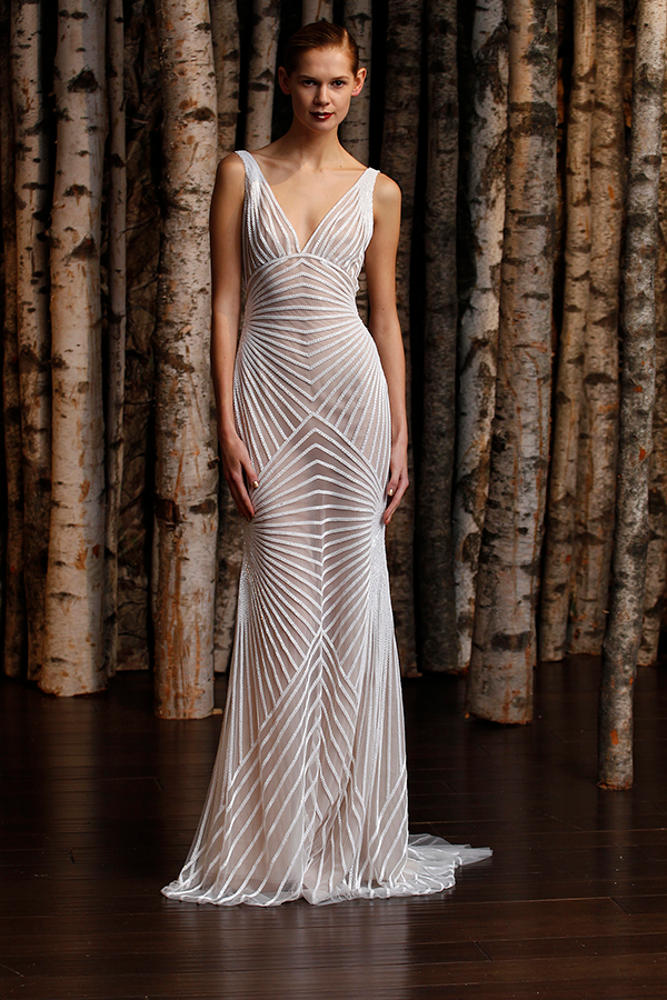 Robe de mariée Naeem Khan Hollywood