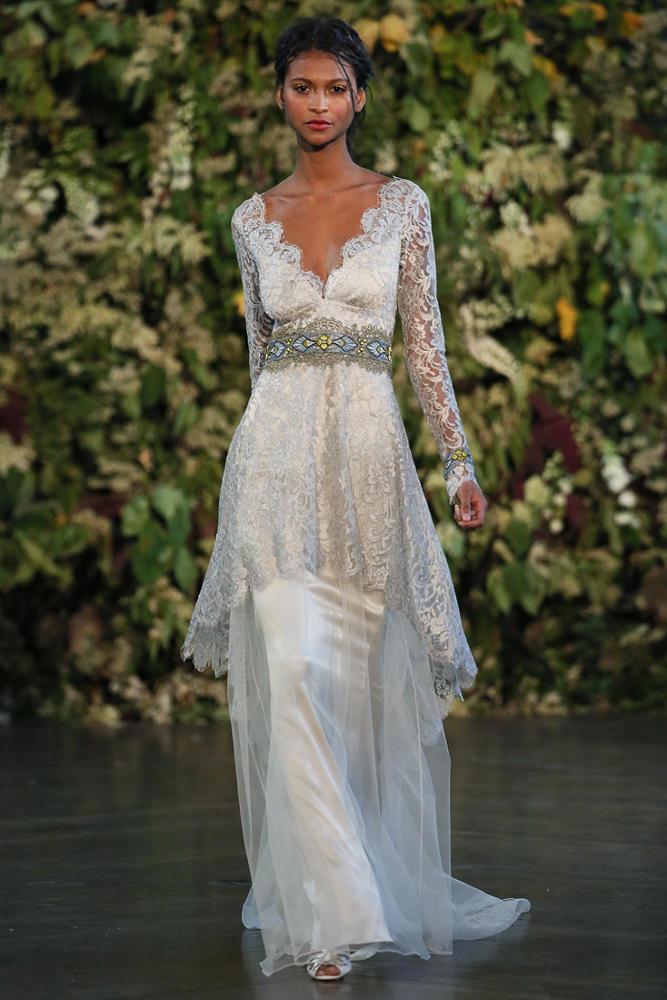 Robe de mariée Claire Pettibone Uriel