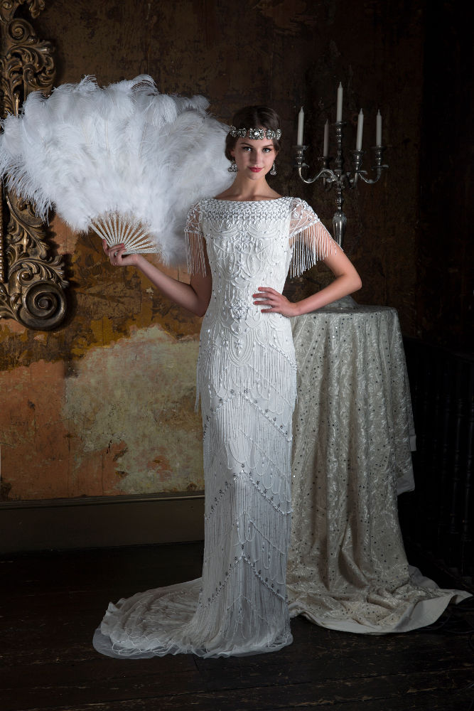 Robe de mariée Eliza Jane Howell Violet