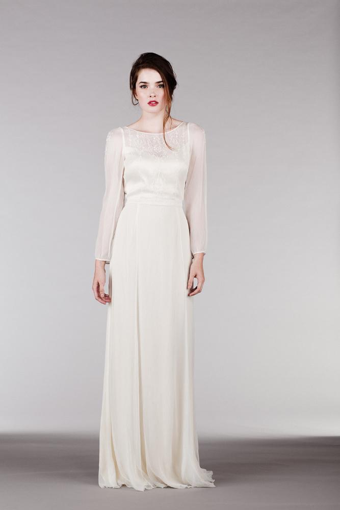 Robe de mariée Saja Broadway