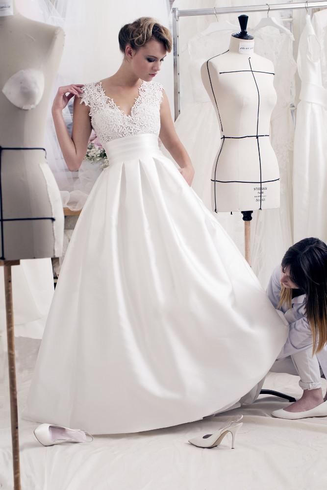 Robe de mariée Atelier Emelia Anouk