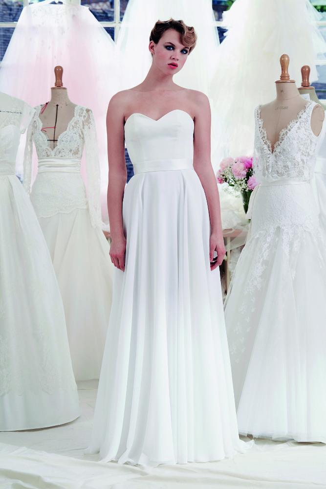 Robe de mariée Atelier Emelia Aurore