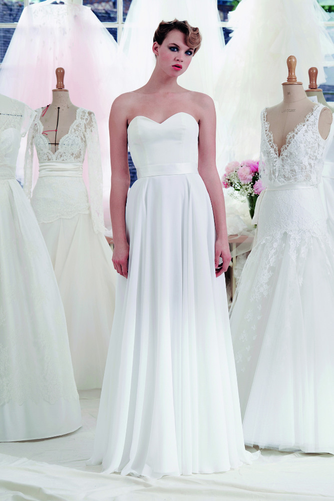Robe de mariée Aurore
