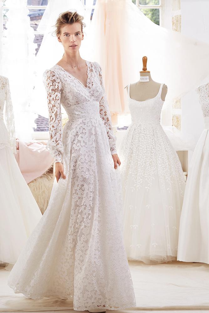 Robe de mariée Atelier Emelia Alicante