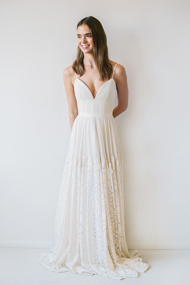 Robe de mariée Abbott