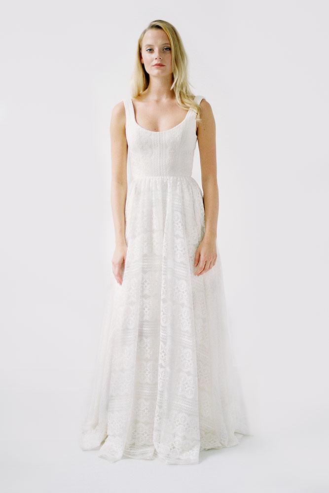 Robe de mariée Truvelle Alix