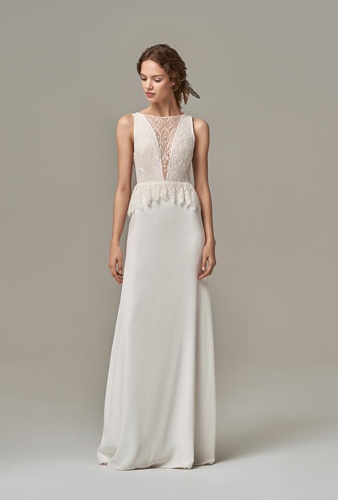 Robe de mariée Anna Kara Breena