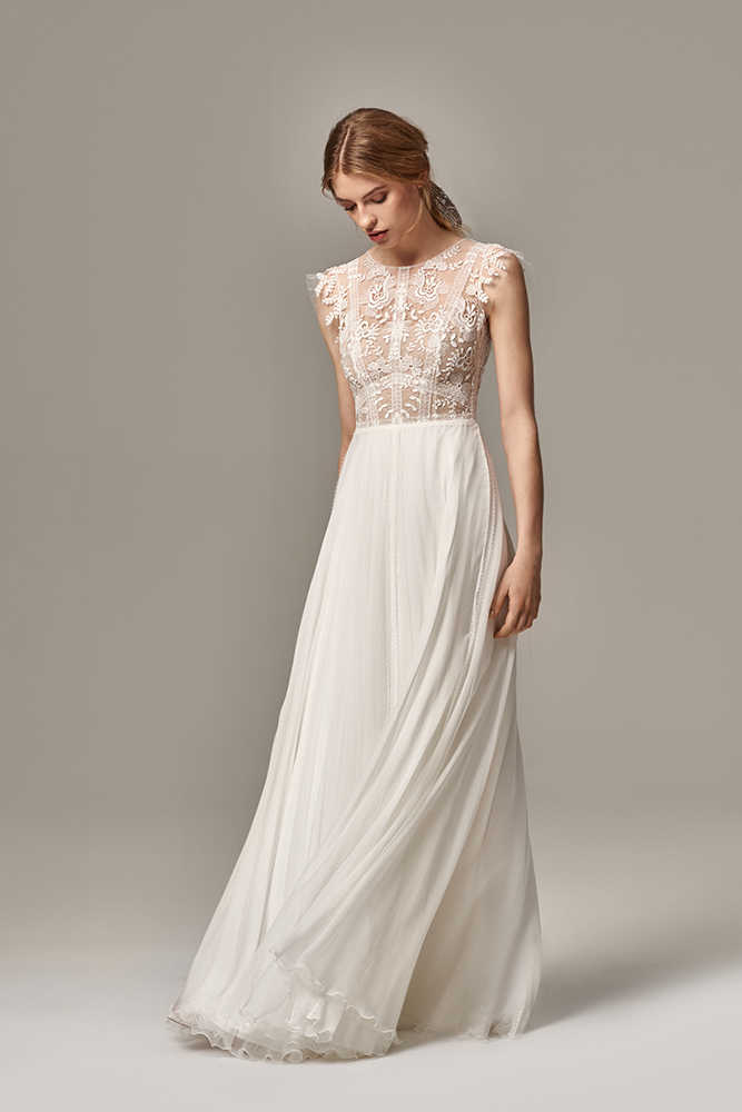Robe de mariée Anna Kara Piper