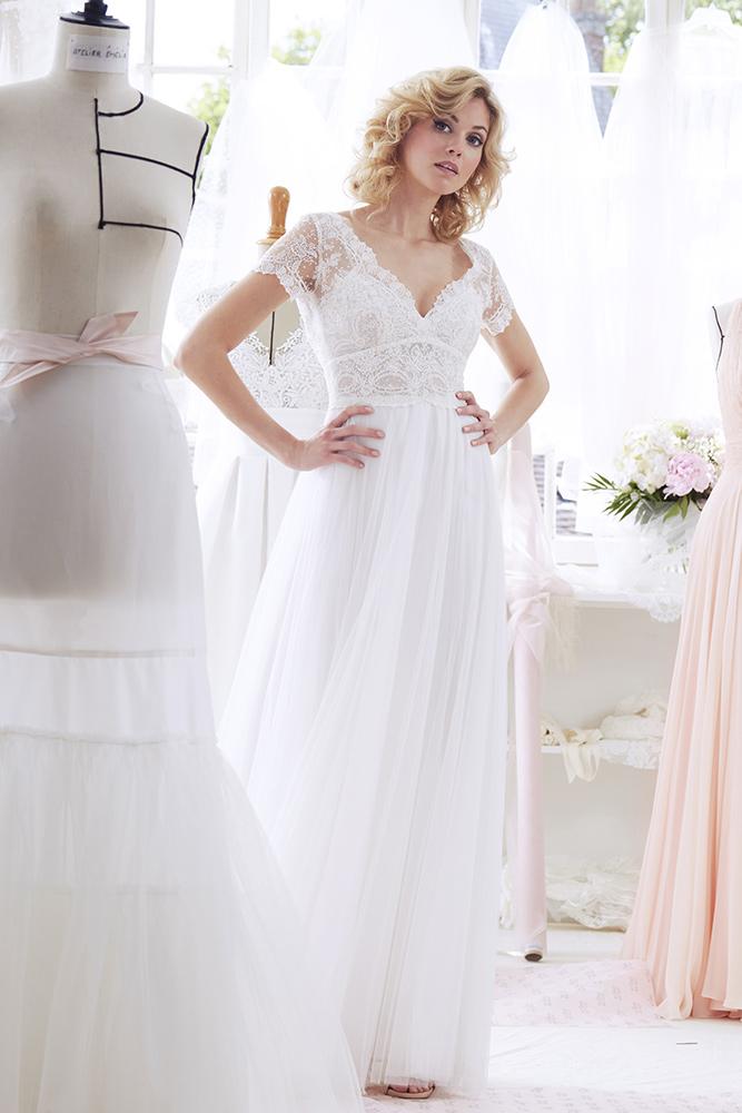 Robe de mariée Atelier Emelia Accacia