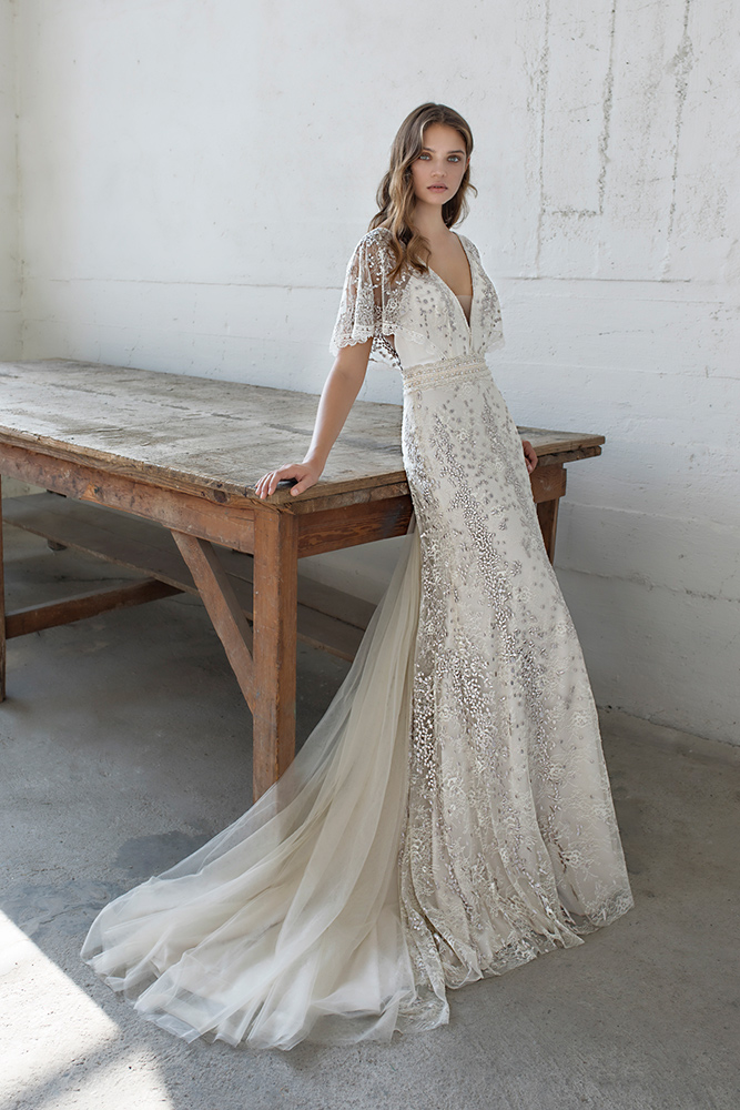Robe de mariée Modeca Eden