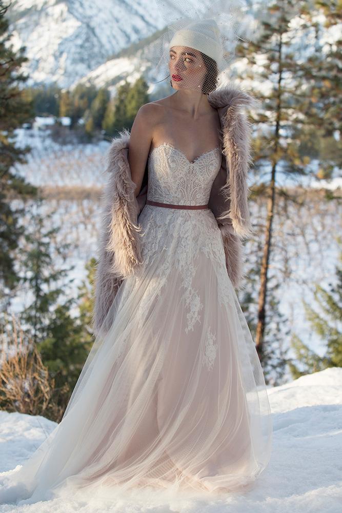 Robe de mariée Watters Geranium