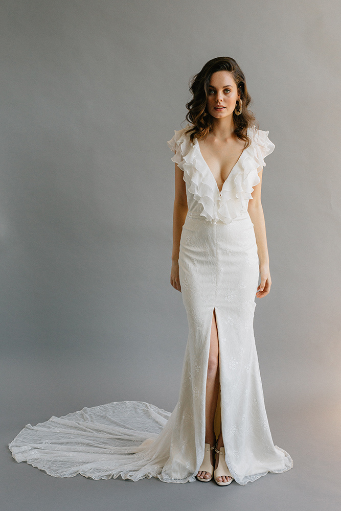 Robe de mariée Laudae Geneva