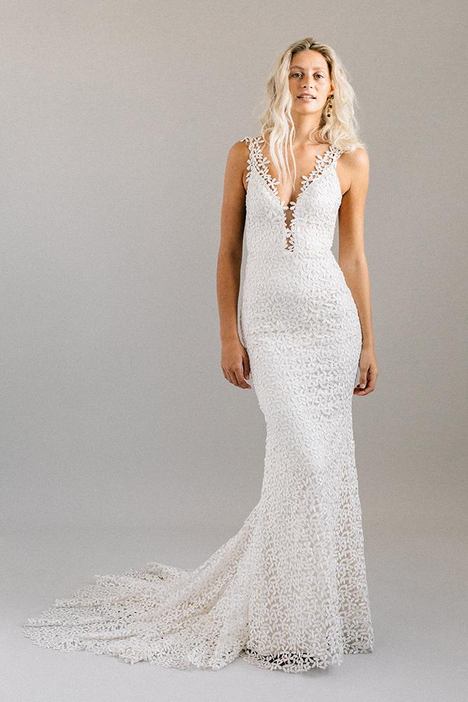 Robe de mariée Laudae Jasmine