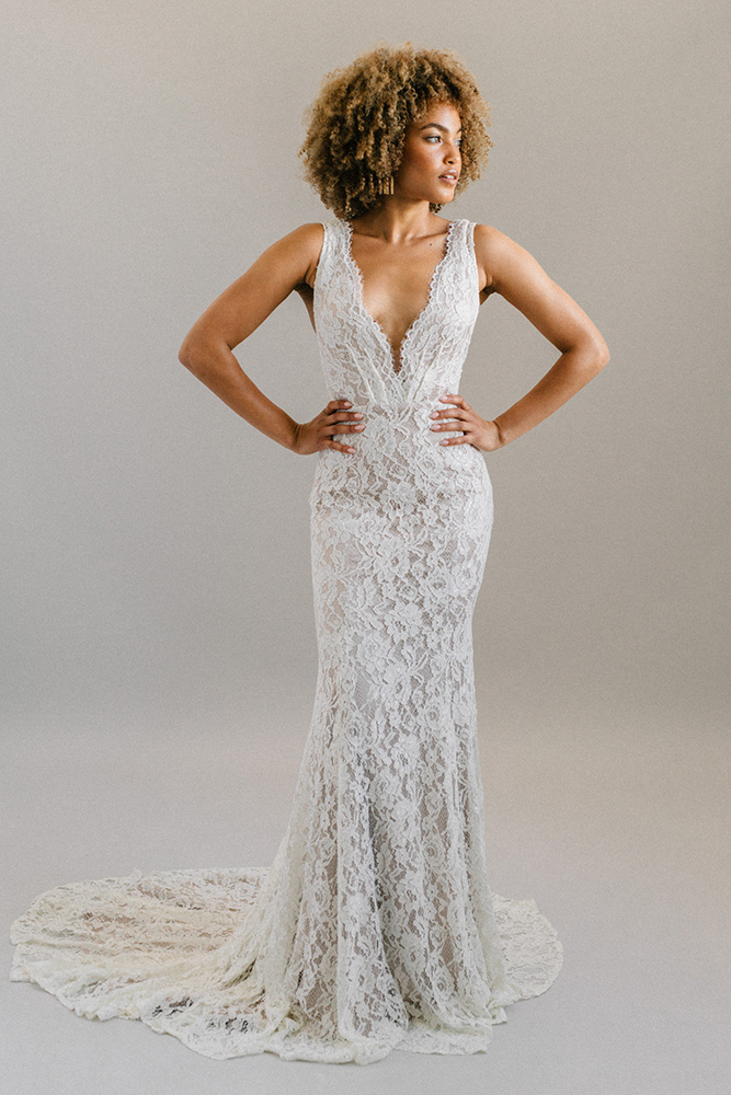 Robe de mariée Laudae Laurel