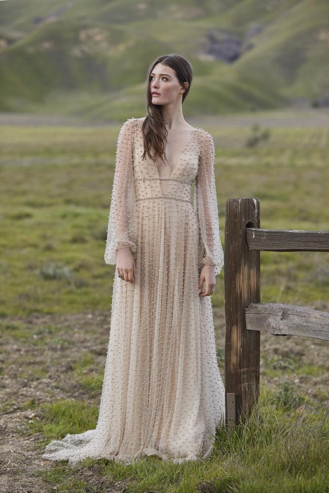 Robe de mariée Watters Mercury